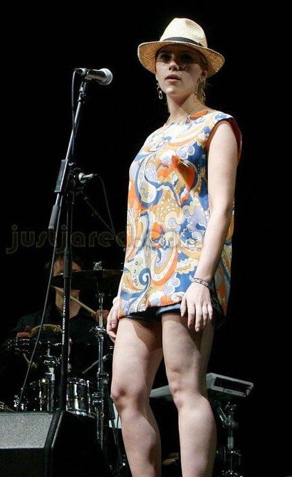 Scarlett Johansson Cellulite